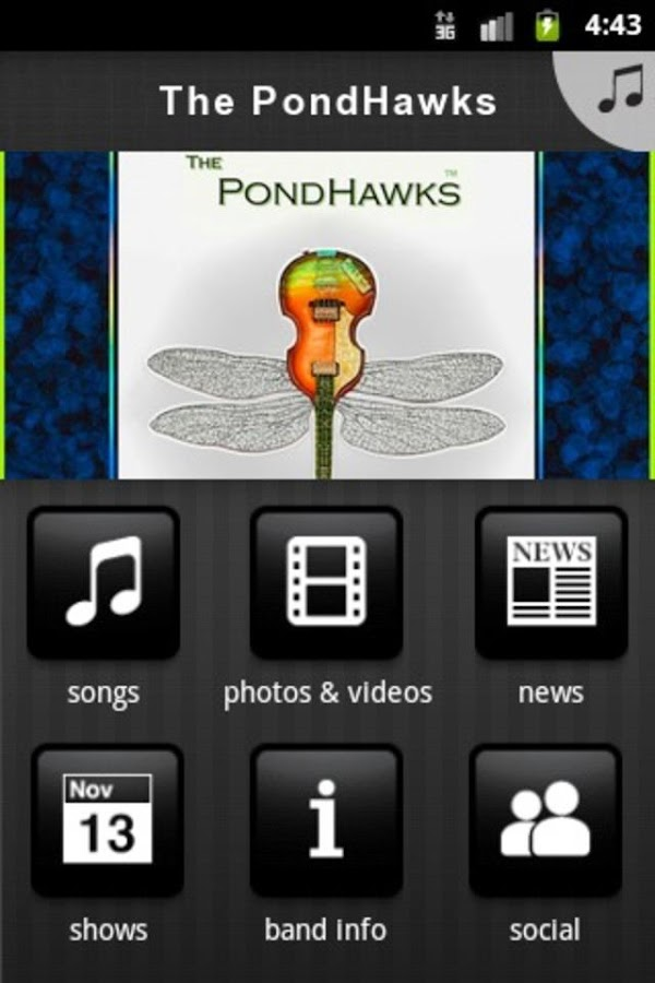 The PondHawks - screenshot