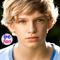 Cody Simpson Be Fan logo