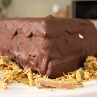 Miguel's Tim Tam Cake.