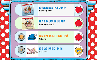 Screenshot of Rasmus Klump