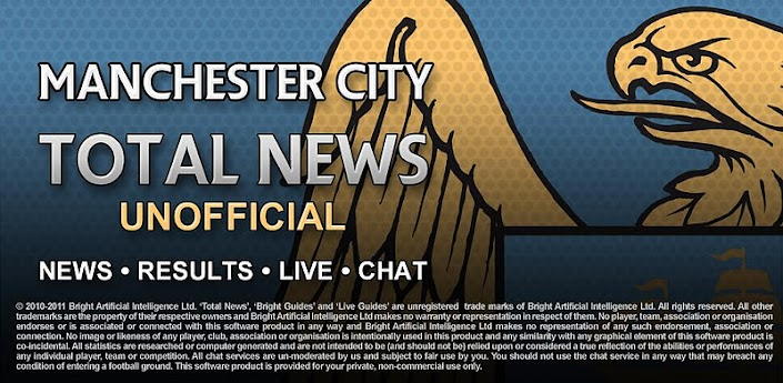 Manchester City Total News 1.5 apk
