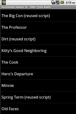 音樂必備APP下載 Gunsmoke OTR Season IX 好玩app不花錢 綠色工廠好玩App