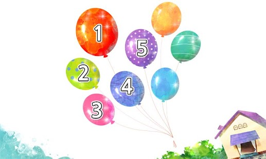 Number Games for Kids- screenshot thumbnail