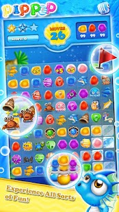 Pip Pop - Ocean Matching Game- screenshot thumbnail