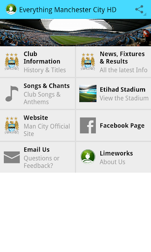 Everything Manchester City