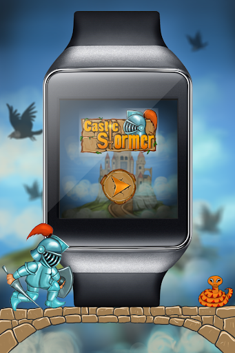 Castle Stormer - Android Wear