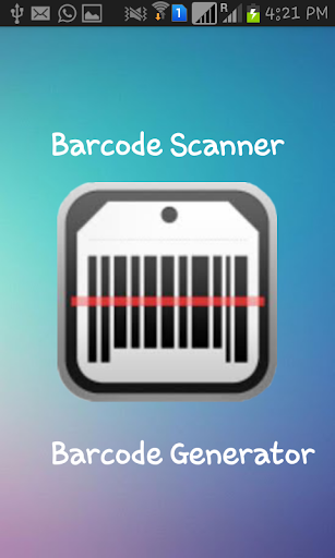 Barcode Scanner and Generater