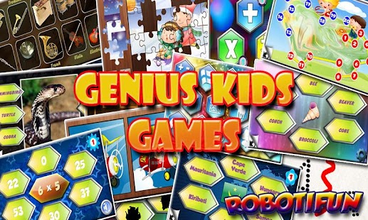Genius Kids Games DEMO - screenshot thumbnail