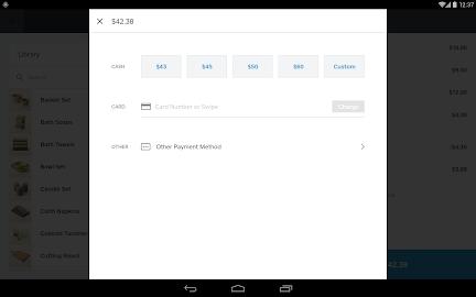 Square Register - POS Screenshot 13