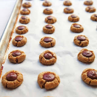 Neo-Peanut Butter Blossom Cookies.