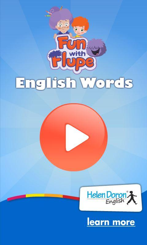 Fun With Flupe - English Words- screenshot