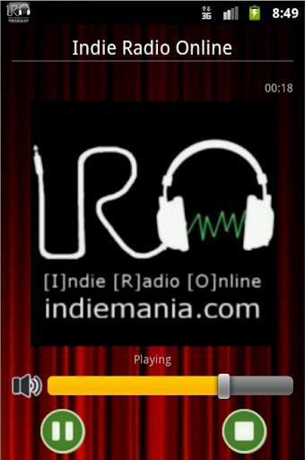 Indie Radio Online