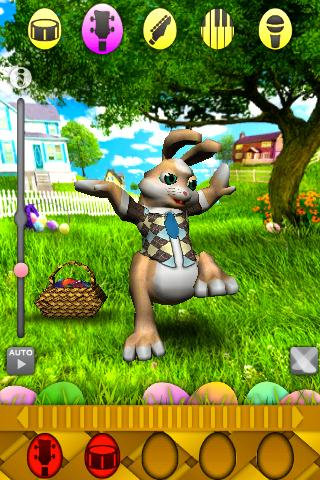JamDance: Dancing Easter Bunny - screenshot