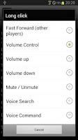 Screenshot of Headset Button Controller