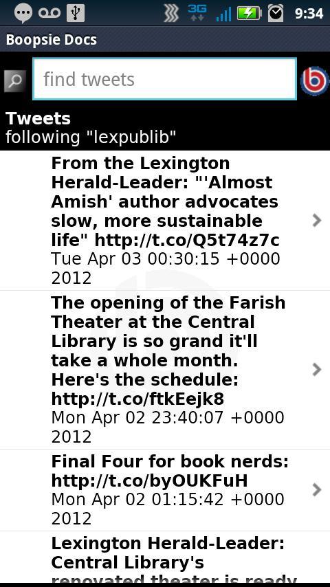lexpublib2go- screenshot