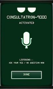 Consultatron-9000 FREE - screenshot thumbnail