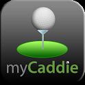 myCaddie (FREE) - Golf GPS icon