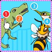 키즈링크 1 (공룡, 곤충, 조류)
