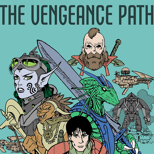 The Vengeance Path 書籍 App LOGO-硬是要APP