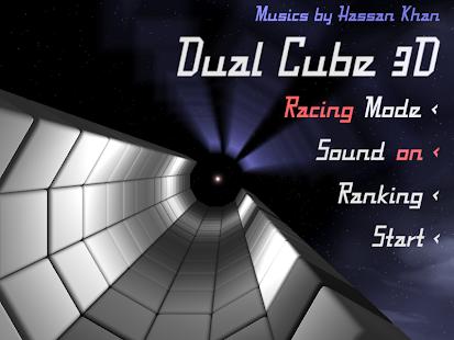 Dual Cube 3D