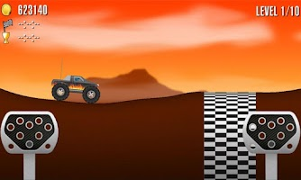 Screenshot of Crazy Wheels: Monster Trucks