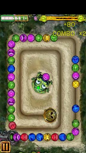 Monster Zuma (Монстр Зума) - новая версия Зума Делюкс скачать для андроид