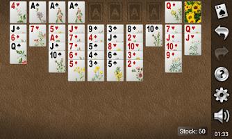 Screenshot of Yukon Gold Solitaire