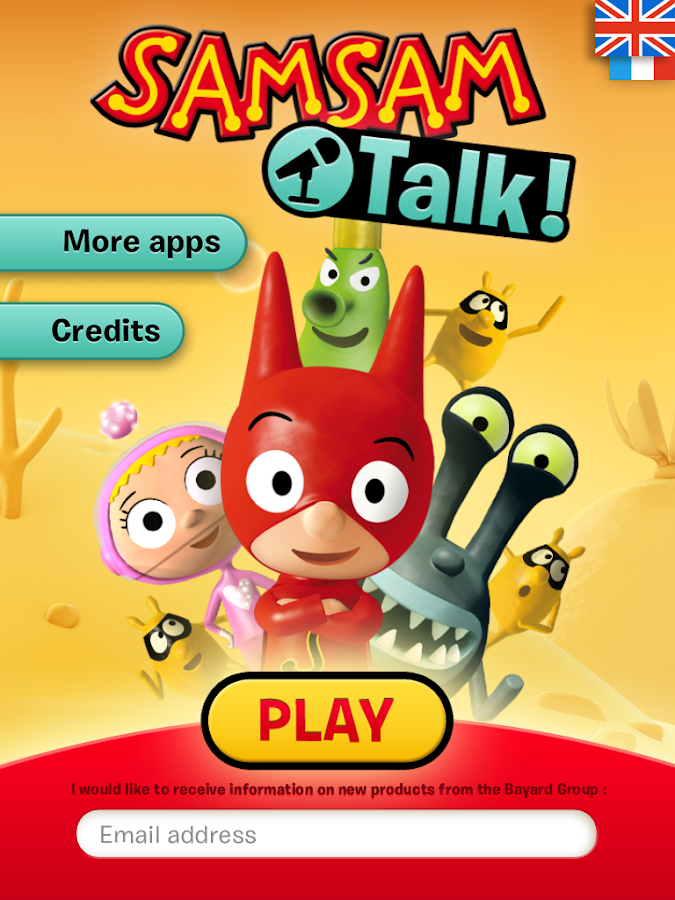SamSamTalk- screenshot