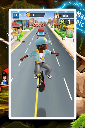 Street City Skater 3D