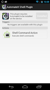 AutomateIt Shell Plugin