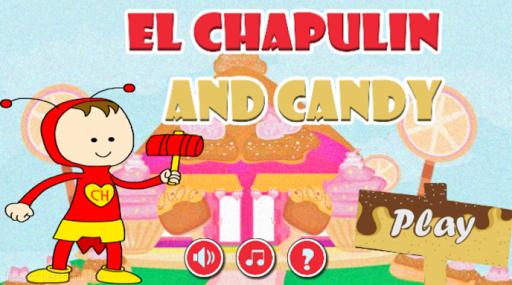 El Chapulin and Candy