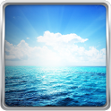 Sea And Sky Live Wallpaper icon