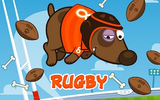 Screenshot of Space Dog Rugby