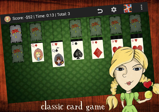 Solitaire without ads