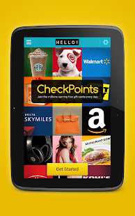 CheckPoints #1 Rewards App- screenshot thumbnail