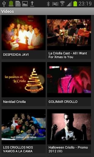【免費娛樂App】La Criolla-APP點子