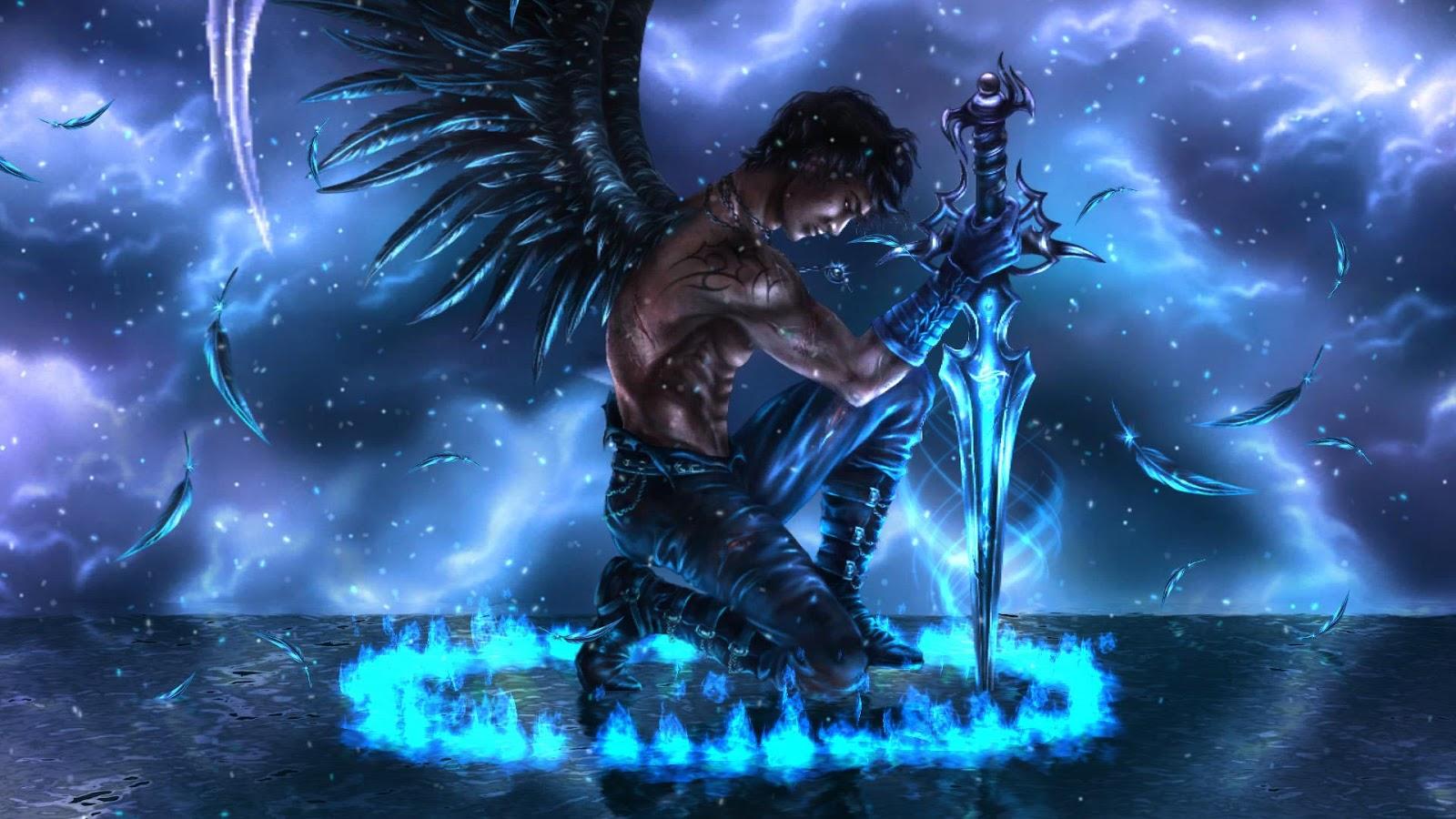 Blue Magic Mystic Dragons