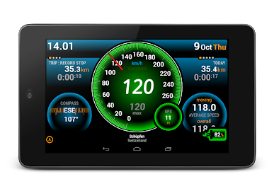 Ulysse Speedometer Pro Screenshot 13