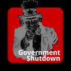 Federal Shutdown Tracker icon