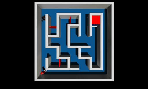 Spider Maze Tactical Action
