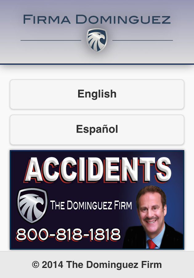 The Dominguez Firm- screenshot