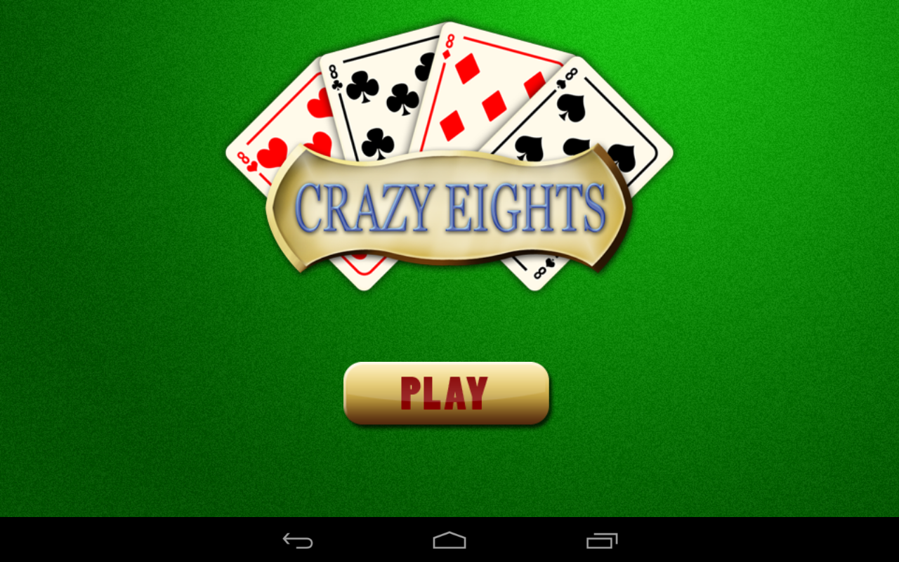 Crazy Eights- screenshot