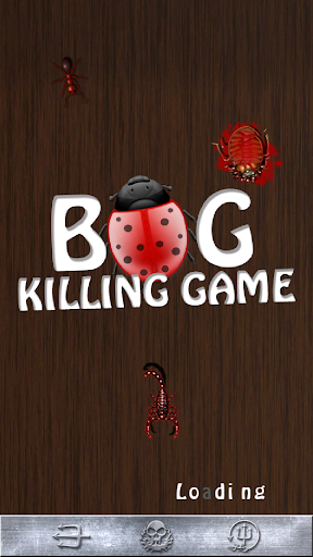 Bug Killing Game