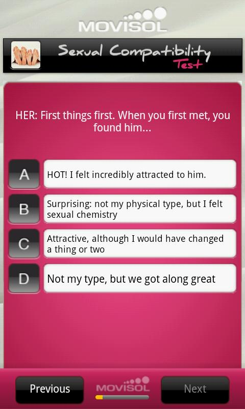 Sexual Compatibility Tests - Sex Scenes In Movies-9385