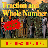 Fraction and Whole Number Mult