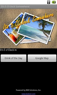 It's 5 o'Clock Somewhere! - screenshot thumbnail