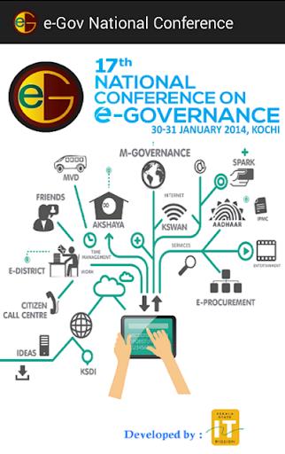 17th e-Gov National Conference