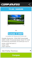 Screenshot of Compumundo