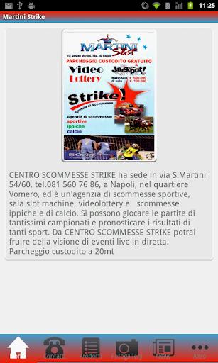 Martini Strike