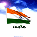 Flag India Live Wallpaper icon